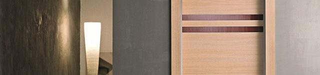 Interiérové dvere a interiérové steny